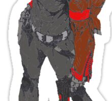 Red Hood Sticker