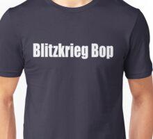 The Ramones-Blittzkreig Bop Unisex T-Shirt