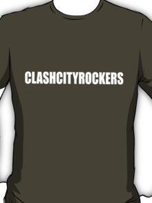 The Clash-Clash City Rockers T-Shirt