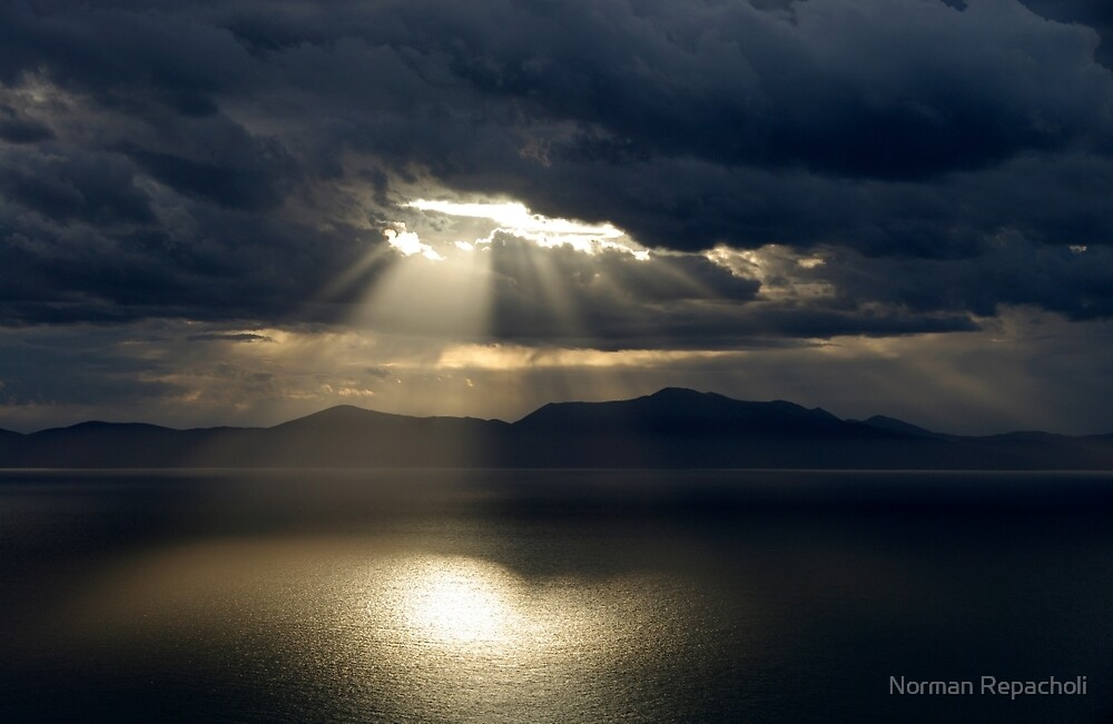Breakthrough by Norman Repacholi