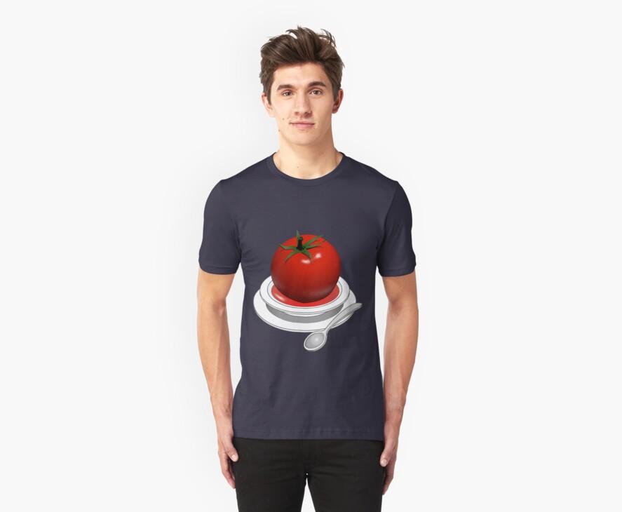 Love apple soup... by buyart