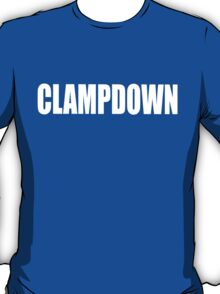 The Clash-Clampdown T-Shirt