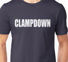 The Clash-Clampdown Unisex T-Shirt