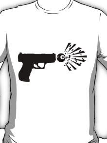 The shot T-Shirt