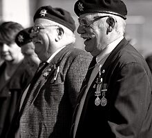 Melbourne ANZAC day parade 2013 - 22 by Norman Repacholi