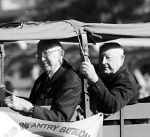 Melbourne ANZAC day parade 2013 - 24 by Norman Repacholi
