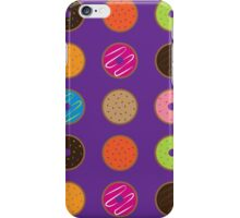 For the love of Donuts iPhone Case/Skin