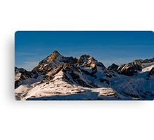 trifthorn panorama Canvas Print