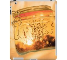 Jar Full of Sunshine iPad Case/Skin