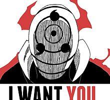 Obito Uchiha - Recruitment! by NomadSenpai