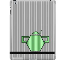 Tea set 2 iPad Case/Skin