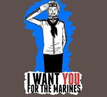 One Piece - Marine Recruitment! Unisex T-Shirt