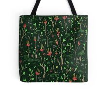 Woodland Floor Tote Bag