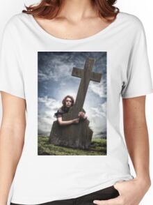 mourning Women's Relaxed Fit T-Shirt
