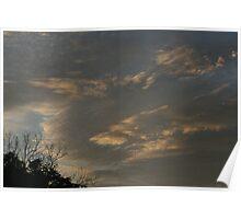 Cool Cloud Set Poster