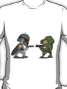 HUNTER VS SOLDIER T-Shirt