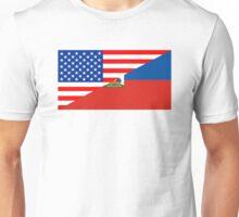 usa haiti Unisex T-Shirt