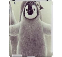 cutest penguin  iPad Case/Skin