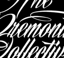 The Premonition Collective Sticker