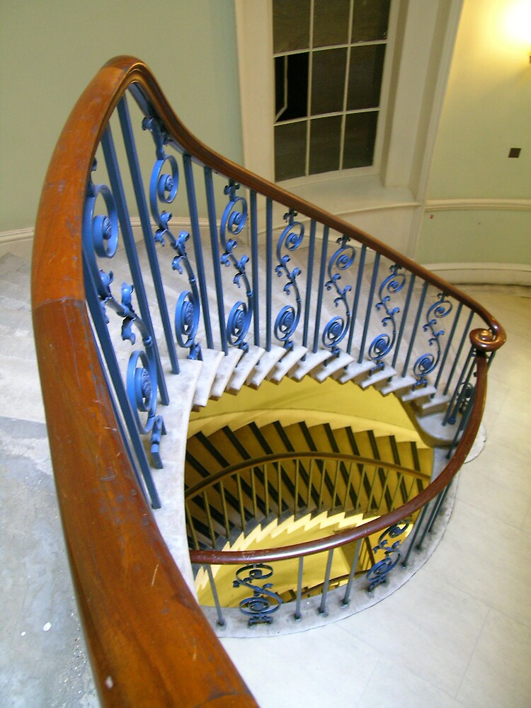Somerset House Stairs by Studio-Z Photography