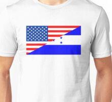 usa honduras Unisex T-Shirt
