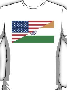 usa india T-Shirt