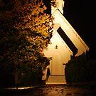 Episcopal Church - Scottsville, Virginia by SarahCook