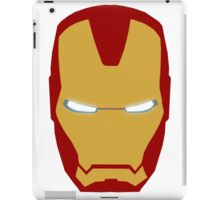 Iron Man Helmet iPad Case/Skin