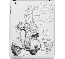 The Smell of Bacon iPad Case/Skin