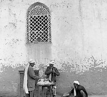 'The Window'-Afghanistan by Albert Sulzer