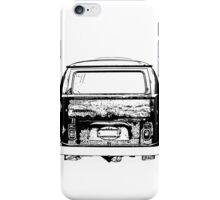 Oval tail lights...  iPhone Case/Skin