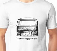 Oval tail lights...  Unisex T-Shirt