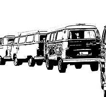 VW Convoy by Herandi