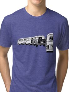 VW Convoy Tri-blend T-Shirt