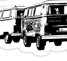 VW Convoy Sticker