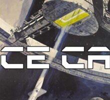 Space Cadet Space Odyssey 2 Sticker