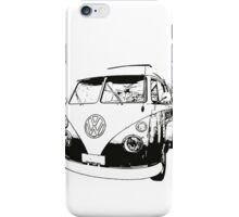 Tassie Splitty 2 iPhone Case/Skin