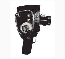 8mm Movie Camera by GMackenzie