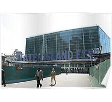 Staten Island Ferry Terminal Poster