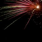 Firework 3 by Natalie Broome