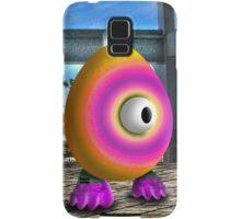 Saturated Egg Man Samsung Galaxy Case/Skin