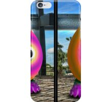 Saturated Egg Man Combined iPhone Case/Skin