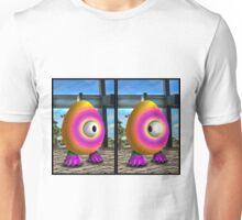 Saturated Egg Man Combined Unisex T-Shirt