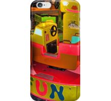 Saturated Egg Man at the Mall iPhone Case/Skin