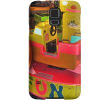 Saturated Egg Man at the Mall Samsung Galaxy Case/Skin