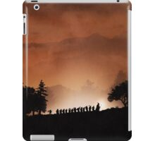 The World is Ahead iPad Case/Skin