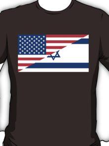 usa israel T-Shirt