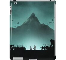 Battle for the Mountain iPad Case/Skin