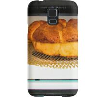 Saturated Egg Man Inspecting the Bread Bake Samsung Galaxy Case/Skin