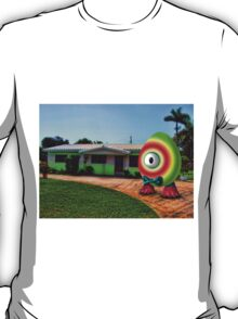 Saturated Egg Man Proud of the Lime House T-Shirt